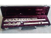 Buffet Crampon Flute with original case in good working order