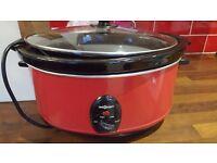 slow cooker 6litre