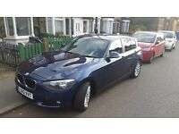BMW 1series 118d new shape manual CHEAP