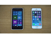 i have Nokia Lumia Mobile 635 Boxed for iphone 5s or 6, or any ipad