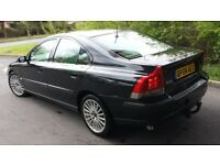 Volvo S60d 2004 nice looking car very clean inside MOT 28 November 2018 Needs some attention- See