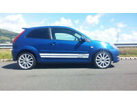 2006 '06' Ford Fiesta 2.0 ST - 70k - Full Service History - NEW MOT - Half Leather - Alloys