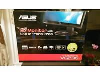 ASUS 3D monitor VG236
