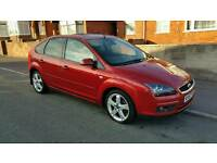 FORD FOCUS TITANIUM TDCI 1753 CC DIESEL 5 SPEED 2007 5 DOOR HATCHBACK
