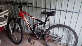 "26"" wheel bicyle good condition"