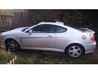 Hyundai Coupe for cheap sale