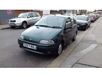 fiat punto for sell in excellent condition