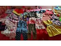 2-3 years old bundle (girl)