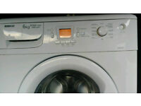 Beko 6kg washing machine with 1600 spin - can deliver locally