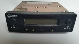 12vlt Analogue Tachograph Sprinter or Transit