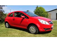 2008 Vauxhall Corsa 1.0 Life Only 57k Miles Lady Owned Since 2012 MOT'd 16/07/2019 Great Condition