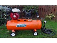 AIR Compressor - 100 Litre Petrol Compressor