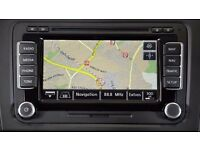 The Latest 2016 Sat Nav Disc Update for VOLKSWAGEN RNS510/810 v13. www latestsatnav co uk