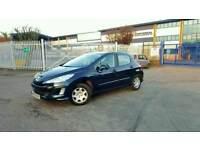 2009 Peugeot 308 1.4 S 5 Door Full Serv Hist Full MOT Cheap Family Car 307 207 208 Corsa Astra Clio