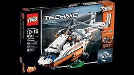 Lego Technic 42052 Heavy Lift Helicopter 2-in-1 *NEW*