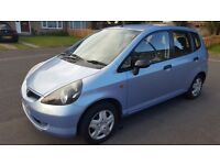 HONDA JAZZ 1.3 5 DOOR HATCH ECONOMICAL AND RELIABLE CHEAP INSURANCE