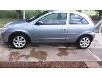 Vauxhall Corsa 1.2 L twinport MOT TILL MARCH 18, in good condition.