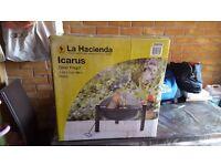 La Hacienda Icarus Firepit 58180 (Brand New Boxed)