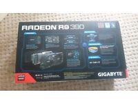 Gigabyte Radeon r9 390 G1 Gaming 8GB GDDR5