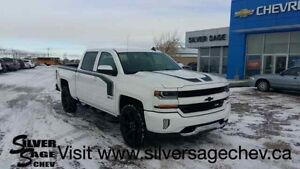 Brand New 2017 Chevrolet Silverado 1500 Rally 2 Edition Leather
