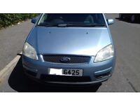 Ford Focus C-Max – Zetec 2007 (07/57) MPV (5 doors)