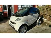 2003 Smart Car Pure 6 Speed Semi Auto