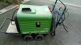 Gerni 2000h steam pressure washer 130c hot