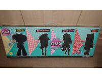 Lol omg dolls seris 1 rare brand new! 100% real