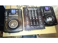 Two Citronic cdj's