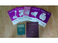 7 x vauxhall service manuals hb viva and book of the vauxhall