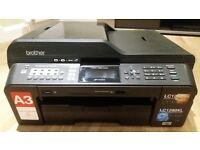 Brother MFC-J6510DW A3 Colour Ink-jet - Fax / copier / printer / scanner