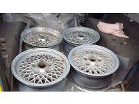 10 Rover SD1 Vitesse alloys