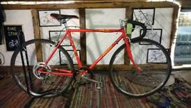Vintage Raleigh Pacer Road Bike