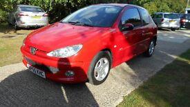 VERY CLEAN LOW MILEAGE CAR 1.4CC