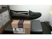 CLARKS ORIGINAL ATOMIC LADY LADIES SHOES UK SIZE 8 AND EUR SIZE 42 £30.00 ITEM CAN ALSO BE POSTED