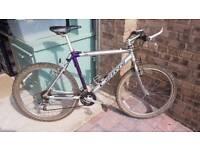 **£60** Carrera Mountain Bike