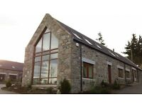 Beautiful 4 Bed House to rent nr. Inverurie, Aberdeenshire. FURNISHED OR UNFURNISHED