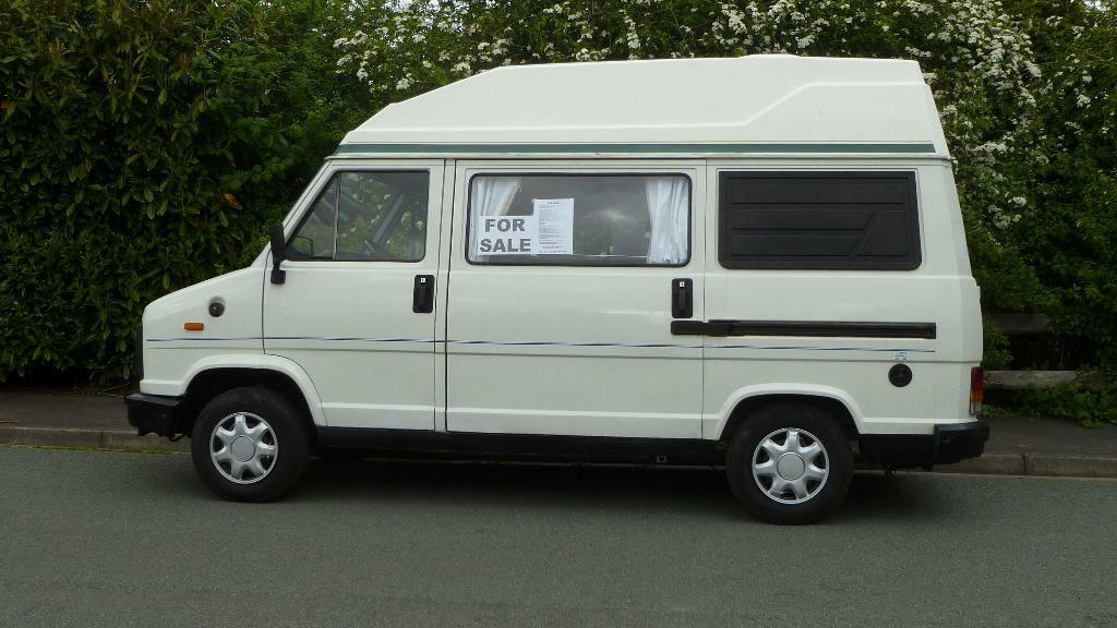 citroen c25 relay 2 berth campervan diesel in shrewsbury shropshire gumtree. Black Bedroom Furniture Sets. Home Design Ideas