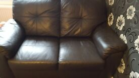 2 x 2 seater and armchair