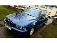 BMW 525D Automatic with FULL SERVICE immaculate condition