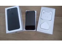 Apple iphone 7 black 32gb 02 brand new phone never used only taken out of the box to take photos