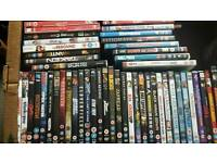 Job lot of dvds