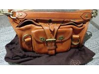 Mulberry Alana Darwin in ginger serial number 103679