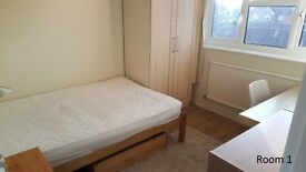 Summer Special 2 Double Rooms £550-£600 Pcm