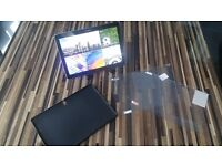"""Samsung Galaxy Note Pro SM-P905 12.2 LTE 4G & WiFi (Black) - with """"Juppa""""Case and x2 Screen Savers"""