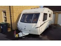 Abbey GTS 416, 4 Berth, (2008) Very good condition. Large end washroom, walk in shower, side dinette