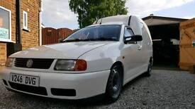Vw Mk2 Caddy Van