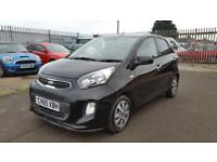 2015 Kia picanto 998cc petrol 5 door hatchback genuine low mileage