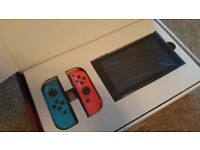 Nintendo switch - Brand New and boxed, with carry case.