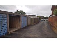 Rent garage to rent Cannock Birmingham £60 per month WS11 5RJ off Pye green road